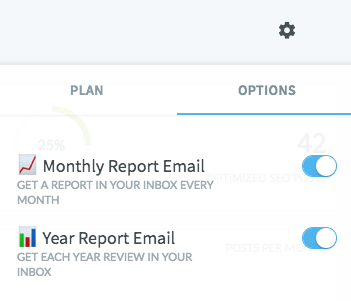 ghostboard-email-report-options