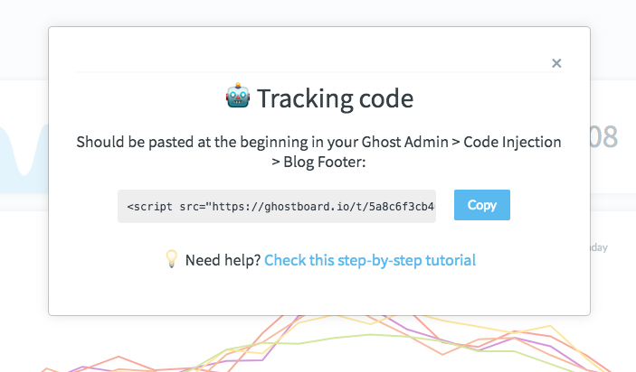 Ghostboard: async support