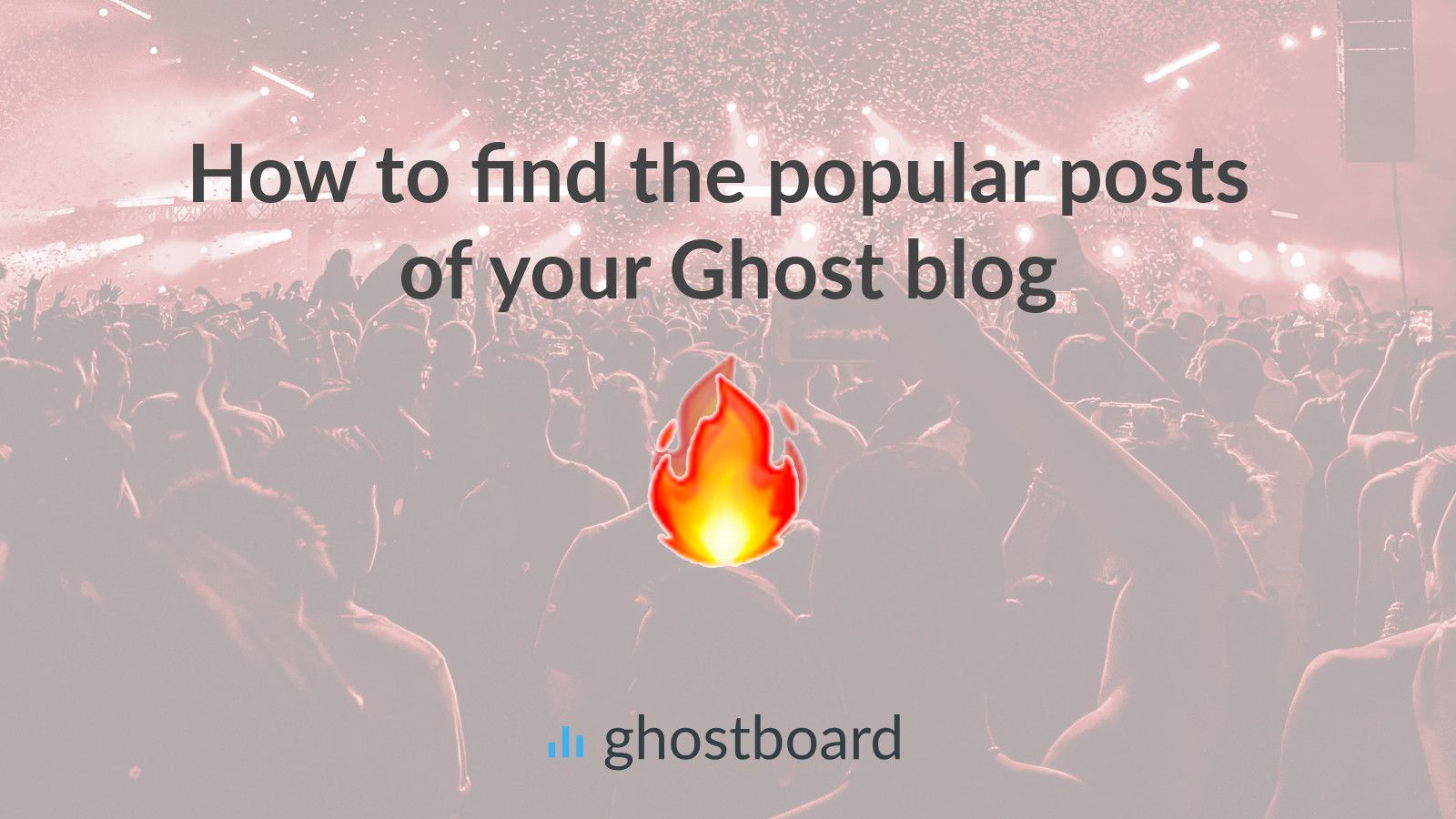 How to find the popular posts in your Ghost blog